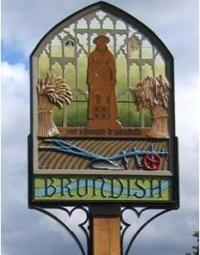 Brundish logo